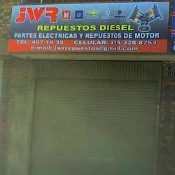JWR Repuestos en Bogotá
