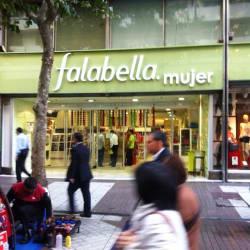 Falabella Ahumada en Santiago