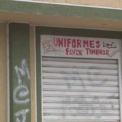 Uniformes Calle 137 en Bogotá