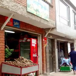 Merca Fruver J.A en Bogotá