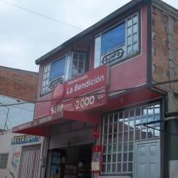 Minimercado La Bendición  en Bogotá