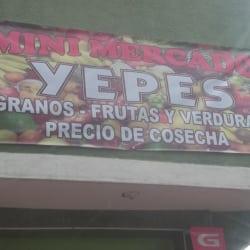 Minimercado Yepes en Bogotá