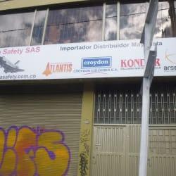 Nasa Safety S.A.S en Bogotá