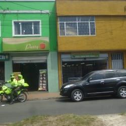 Frutería Patty Claret en Bogotá
