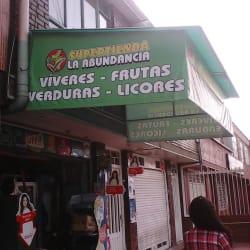 Super Tienda la Ambundancia en Bogotá