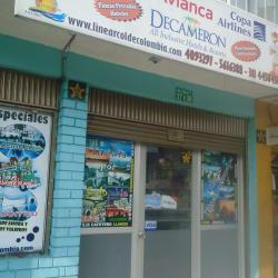 Linearcol Colombian Tour  en Bogotá
