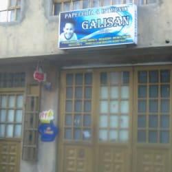 Papelería galisan wm en Bogotá