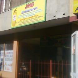 JMG Extintores  en Bogotá