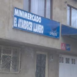 Minimercado El atardecer Llanero en Bogotá