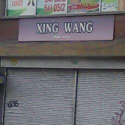 King Wang en Bogotá