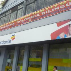 Cajero Bancolombia Santa Lucía en Bogotá