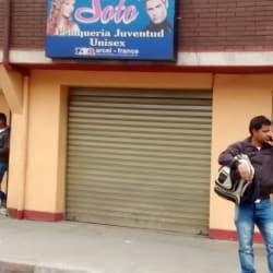 Soto Peluquería Juventud en Bogotá