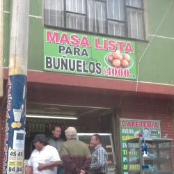 Masa Lista Para Buñuelos en Bogotá