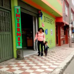 La Zona Internet en Bogotá