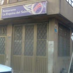 Restaurante La Esquina Del Sabor en Bogotá