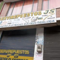 Servirepuestos J.S en Bogotá