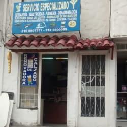 Servicio Especializado en Bogotá
