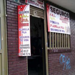 Seguros A.R.L en Bogotá