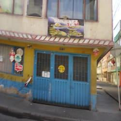 Santinet en Bogotá