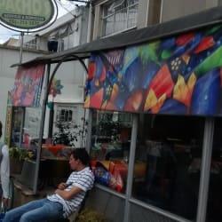 Restaurante Pacho's en Bogotá