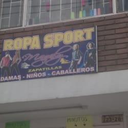 Ropa Sport Magaly en Bogotá