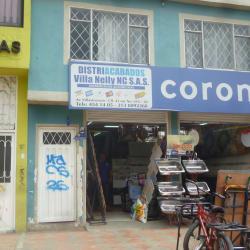 distriacabados Vila Nelly Nc S.A.S en Bogotá