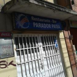 Restaurante Parador Paisa en Bogotá