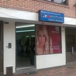 Marlioii en Bogotá