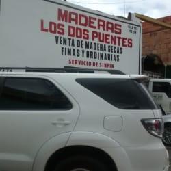 Maderas Los Dos Puentes en Bogotá