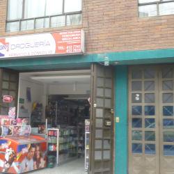 Mgm Droguería  en Bogotá