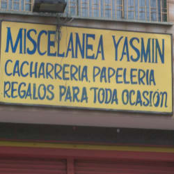 Miscelanea Yasmin en Bogotá