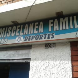 Miscelania Familia en Bogotá