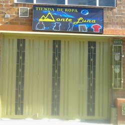 Tienda de Ropa Monte Luna en Bogotá