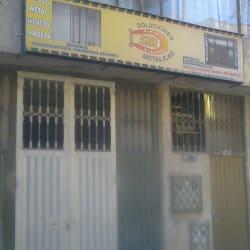Soluciones Metálicas SM  en Bogotá
