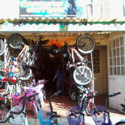 Bicicletas Extreme Ana Ramos en Bogotá