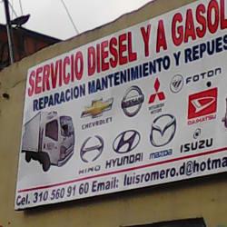 Servicio Diesel Y A Gasolina  en Bogotá