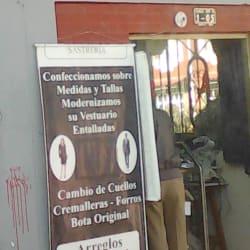 Sastrería en Bogotá