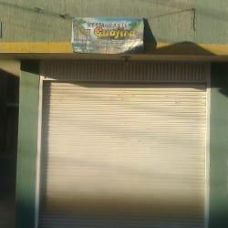 Restaurante La guajira en Bogotá