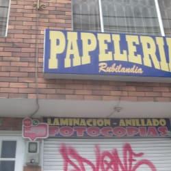 Papeleria Rubilandia en Bogotá