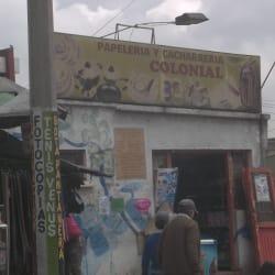Papelería y Cacharrería Colonial  en Bogotá