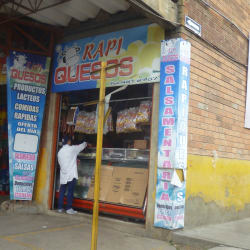 Rapi Quesos en Bogotá