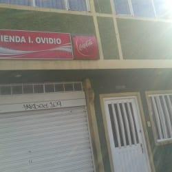 Tienda I. Ovidio en Bogotá
