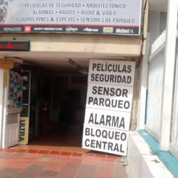 Polarizados Autolujos Express en Bogotá