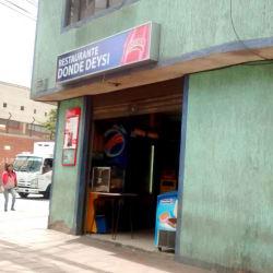Restaurante Donde Deysi en Bogotá