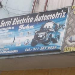 Servi Eléctrico Automotriz  en Bogotá
