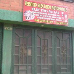 Servicio Eléctrico Automotriz Electro Rojas en Bogotá