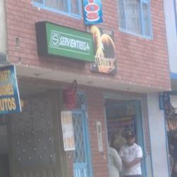 Servientrega Calle 11 en Bogotá