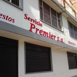 Repuestos Premier S.A en Bogotá