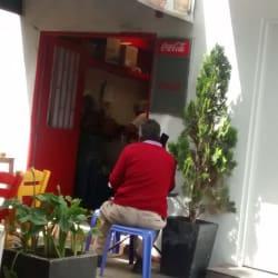 Restaurante Carrera 17 en Bogotá