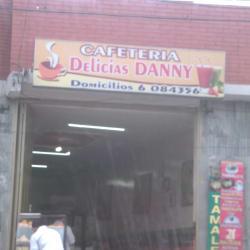 Cafeteria Delicias Danny en Bogotá